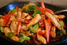 Kyckling med thaismaker - Jennys Matblogg