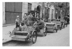 Warsaw, Poland, Antique Cars, Nostalgia, Bright, Antiques, Painting, Ww2, Google