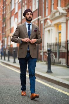 Dalbir V. - Photographed by Singh Street Style #2