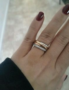 Cartier Trinity Ring As Engagement Ring?