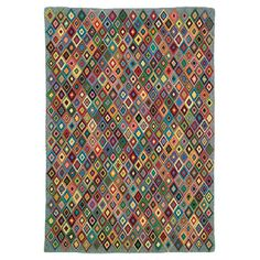 You should see this Argyle Rug on Daily Sales!