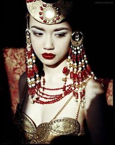 alexandramayjewels: Oriental Baroque