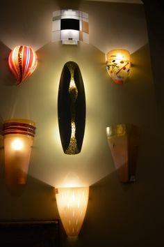 Variety of Sconces