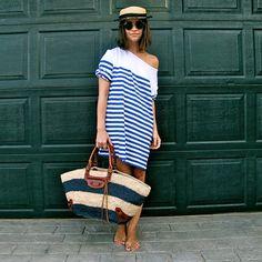 Just Call Me: LO: Una Dama con mucho estilo! Miruslava Duma