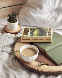 coffee and books Every Book I Read in November 2018 Beach Photography, Book Photography, Eden Book, Book Flatlay, Books To Read, My Books, East Of Eden, Book Instagram, Book Aesthetic