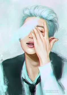 amazing fanart ~ RM