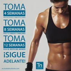 ¿Realmente necesitas una motivación más fuerte que esta? #Fitness #fitnessmotivation #salud