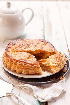 Galette aux pommes vanillées – Crokmou