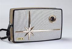 Vintage Transistor Radio - What a beauty!