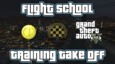 This is Flight School Hobby or Pastime in Grand Theft Auto V that involves Michael achieving a gold medal at Training Take Off. There are 59 total Hobbies and Pastimes that contribute to the 100% completion of the game.