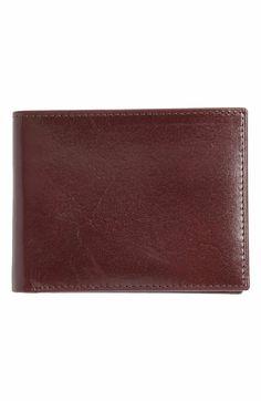 Leather Slimfold Wallet - someone to love by VIDA VIDA CGOpf0bxr