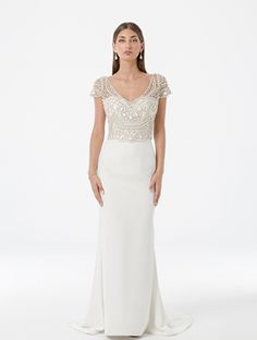 Looking for your perfect wedding dress? Check out Amaline by Amaline Vitale. It is our Ready To Wear collection featuring stunning dresses made of luxe fabric. Perfect Wedding Dress, Your Perfect, Stunning Dresses, Dress Making, Marie, Chelsea, Ready To Wear, Gowns, Wedding Dresses