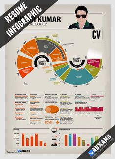 11 best infographic resume services images on pinterest awesome