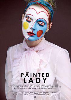 The Sunday Times Style Magazine UK March 2015 | Guinevere Van Seenus by Yelena Yemchuck [Fashion]