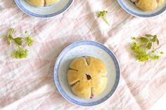 Kitchenfoxtales - Ketunhäntä keittiössä: 桜あんパン - Sakura Anpan