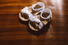 #sandalias de #ganchillo para bebé #baby #crochet #sandals #babyshoes #shoes #newborn
