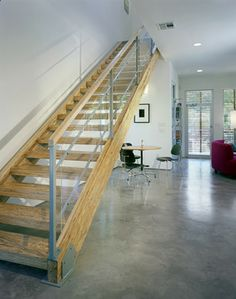 Parallam Stair Treads & Stringer
