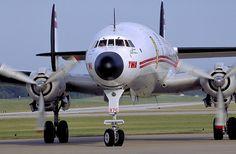 TWA Super-G Connie What a beautiful aircraft!
