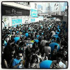 這樣把藍色的挑出來! - @kawing213 | Webstagram