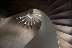 Saifi Staircase - .PSLAB and architect Bernard Khoury collaborate on a residence in Beirut - Beirut, Lebanon - 2012 - .PSLAB