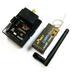 94.97$  Watch now - http://aliws6.worldwells.pw/go.php?t=32396177616 - FrSky Bidirectional transmission 2.4G JR Compatible Radio System Telemetry DJT+D8R-II Plus receiver for DIY quadcopter FPV drone 94.97$