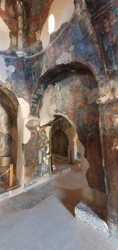 Bei Kritza-Panagia Kera Kirchen, Travelling, Painting, Art, Mosque, Temples, Art Background, Painting Art, Kunst
