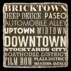 Oklahoma City Places – Boulevard Coaster Company