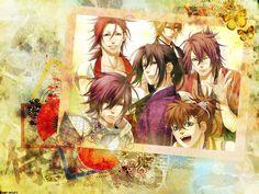 Hakuouki Shinsengumi Kitan #anime