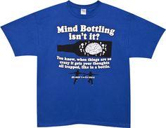 Mind Bottling Blades Of Glory T-Shirt - 80sTees.com T-Shirt Review
