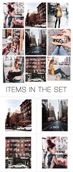 """NY"" by wtfgigiz on Polyvore featuring arte, art, moodboard, fashionset e artexpression"