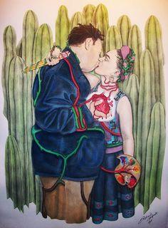 """""""Dicen que nada dura para siempre, por eso quiero que seas mi nada"""". Frida Kahlo"""