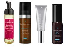 The Best Nighttime Skin-Care Routine #refinery29  http://www.refinery29.com/night-beauty-routine#slide3  Combination Skin  Those with combination skin may assume that practically any product will work on their complexions, since they include oily, dry, and in-between skin. But, when skin conditions change from one zone on the face to another, great skin care lies not so much in which products to use, but in how to use them.