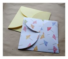 I looove the petal fold pouches!  I'd use it for rsvp cards and/or temple ceremony invites.