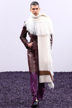 #Menswear #Trends J. W. Anderson Fall Winter 2015 Otoño Invierno #Tendencias #Moda Hombre   F.Y.