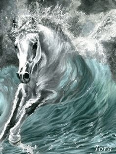 Decent Image Scraps: Horse Animation