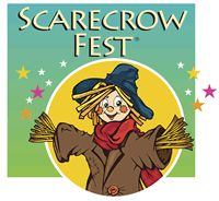 Scarecrow Festival in St. Charles, Illinois! Less than an hour from our new house and hailed as one of the best fall fests in the country! Free!