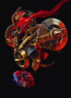 Kamen Rider Evolt - Evol Cobra