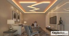 Fine Schlafzimmer Decke Ideen that you must know, Youre in good company if you?re looking for Schlafzimmer Decke Ideen Home Ceiling, Rectangular Living Rooms, Ceiling Decor, House Ceiling Design, Bedroom Pop Design, Home Engineering, Interior Design Living Room, Living Room Ceiling, False Ceiling