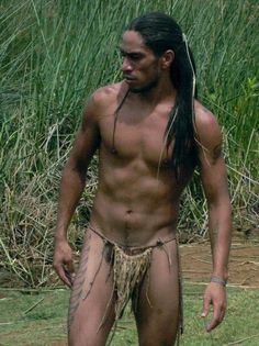 Nude Native American Males