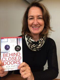 Behind Closed Doors (UK 2016) di B. A. Paris | libroguerriero
