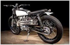 Honda cl360 Scrambler