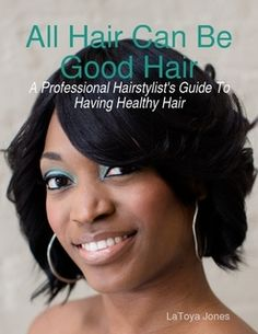 Excellent book on hair care and how to find the right regimen specifically for you! All Hair Can Be Good Hair!