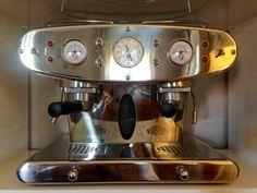 Illy Francis X2 - coffeemaker , vintage , Espressomaschine - E.STEINER collection SALZBURG