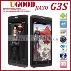 "Aliexpress.com : Buy New JIAYU G3S MTK6589T Android phone Quad Core 4.5"" IPS Gorilla II Screen 8Mp Back Camera 3000mAh Battery in Stock Freeshipping from Reliable android camera phone suppliers on Ugo $160.83 - 175.99"