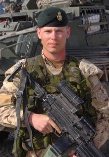 Schmutzige Armee Edmonton