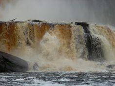 rio Carrao en Canaima