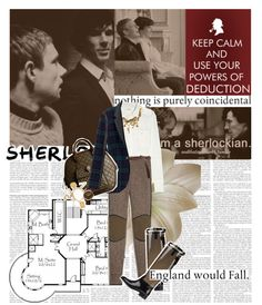 """""Nothing is purely coincidental."" ♥"" by sssdmr ❤ liked on Polyvore"