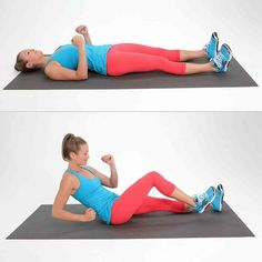 It's Crunch Time! 2-Week Challenge to 100 Crunches