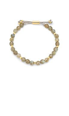 Power Gemstone Beaded Bracelet