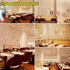 Smoke House Deli!